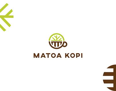 logo coffee MATOA