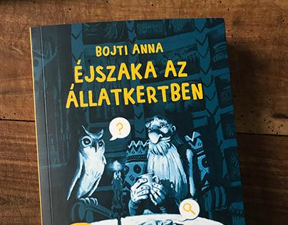 ÉJSZAKA AZ ÁLLATKERTBEN_CHILDREN BOOK ILLUSTRATION 2019