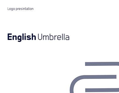 Logo Design For English Umbrella - Online Courses