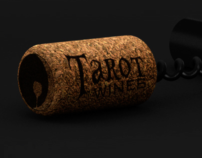 Tarot Wines Packaging