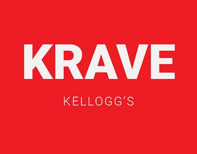 Krave, Kellogg's