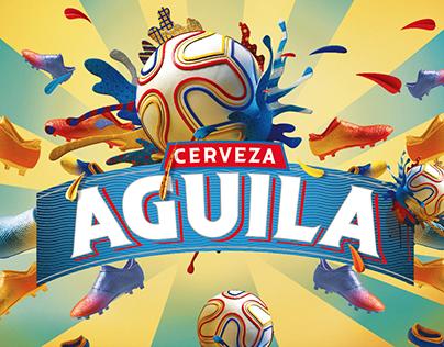 Destápate con Aguila pa´Russia 2018