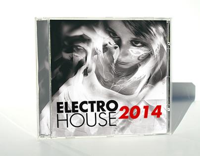 Pochettes CD pour des compilations Electro