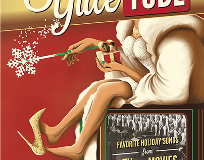 Poster - CGMC Holiday Show 2014