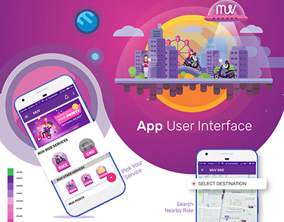 Journey with MUV.Asia   A Ride Sharing Company in Dhaka