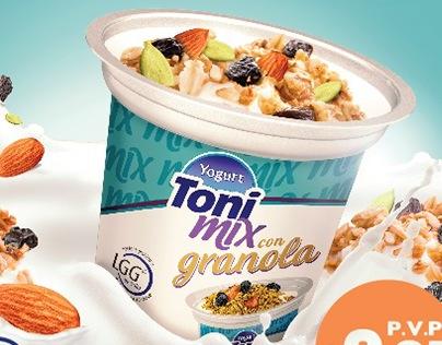 Toni - Toni Mix Granola