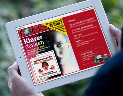 FOCUS: Digitales Magazin