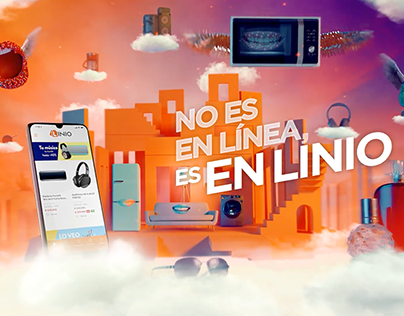 LINIO COLOMBIA No es en linea... Es en LINIO