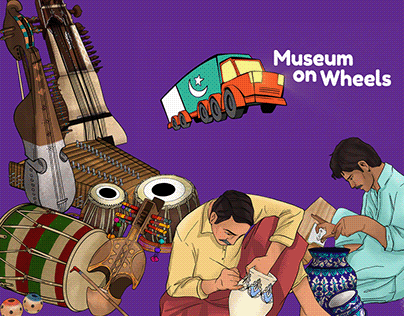 Museum On Wheels (2/2)