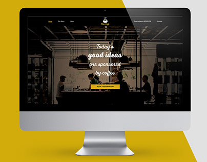Dev Cafe - Visual Identity & Website