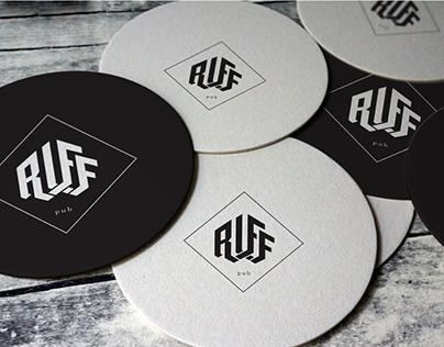 Riff Pub / Branding