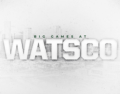 Canes WBB/MBB Big Game Posters
