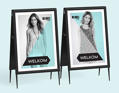 Outdoor and In-store poster