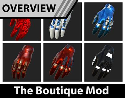 Robo Recall: Boutique Mod