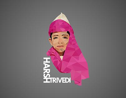 Harsh Trievedi Low Poly | Himanchal Pradesh's Costume