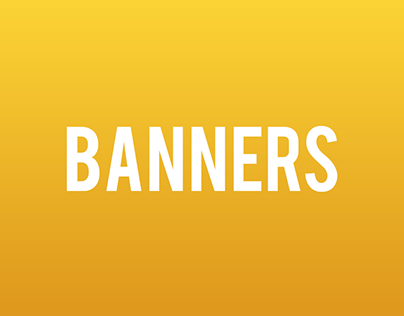 Banners 2018