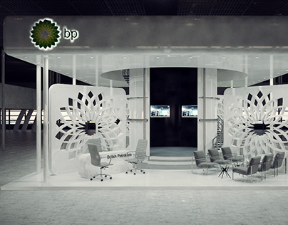 BP Stand Design 12 x 10 MTRS