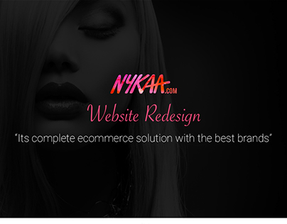 Nykaa Redesign concept