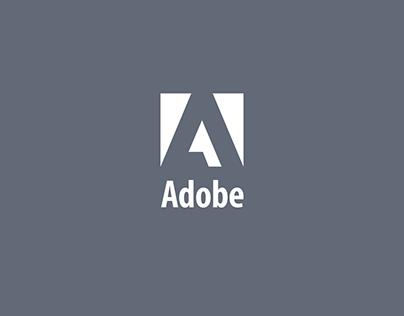 Adobe Digital Transformation Campaign Strategy & Design