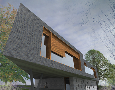 VISUALISATION OF A FAMILY HOUSE