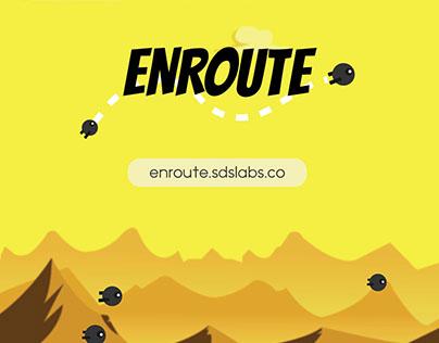 Enroute | Game Design
