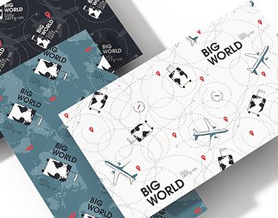 Patterns for BIG WORLD