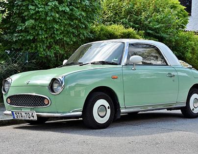 Nissan Figaro Auto