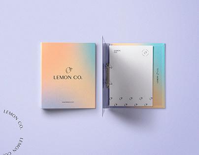 Lemon Co. l Identidade Visual