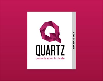 QUARTZ - Brand Design
