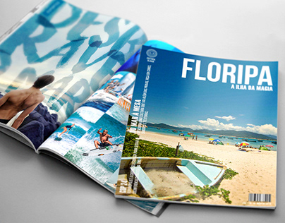 Floripa - Design editorial