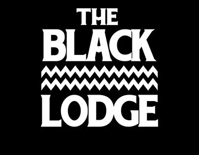 The Black Lodge - Logo