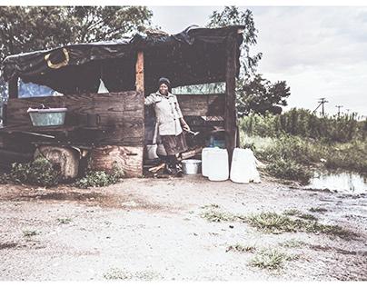 Street Vendor #2