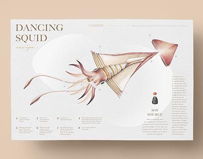 Dancing Squid Recipe