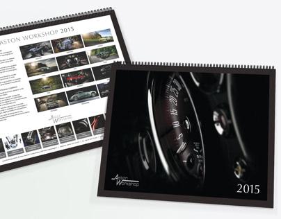 Aston Workshop Calendar 2015