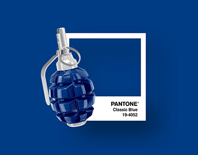 Pantone 2020 - Color of the Year
