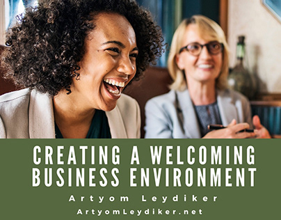 Creating A Welcoming Business Environment