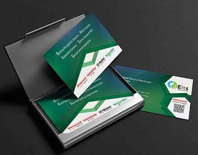 Power Technology Business Card