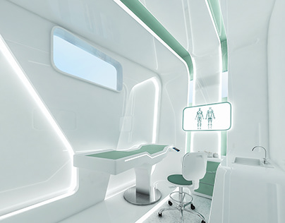 Mobile Medical Unit - Competition Entry