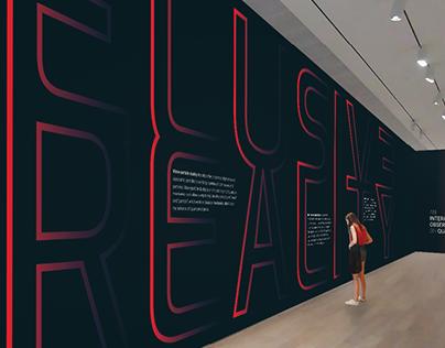 ELUSIVE REALITY | Exhibition Identity