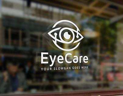 Eye Care Logo Design