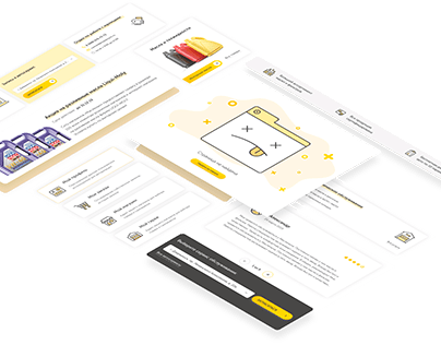 Maslenych – Online Store Design