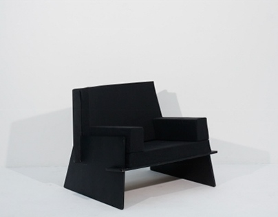 'The THE' [1st prototype]_armchair