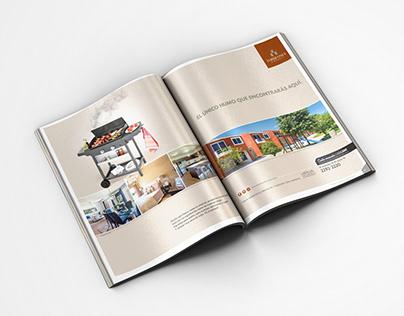 Torreones de Santa Amelia / magazine