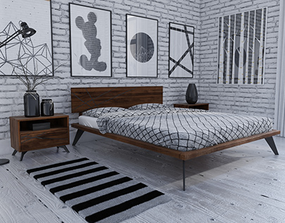 Sypialnia / Bedroom - Signum Collection