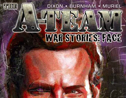 The A Team - War stories: Face (IDW Publishing)