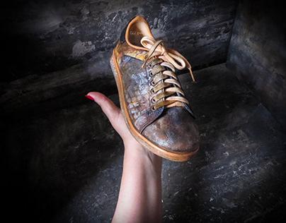 Rusty Shoe Desing
