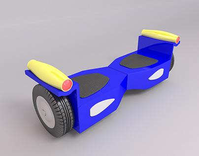 Hoverboard Design