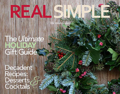 Real Simple: Holiday Edition