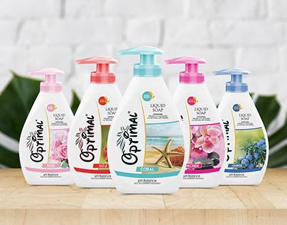 Liquid Soap Optimal