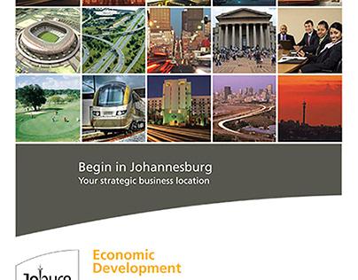 Design and Layout of Economic Development Brochure